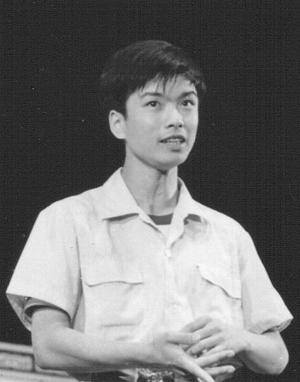 著名越剧王子赵志刚 青年 七 八十年代越剧等演员演出